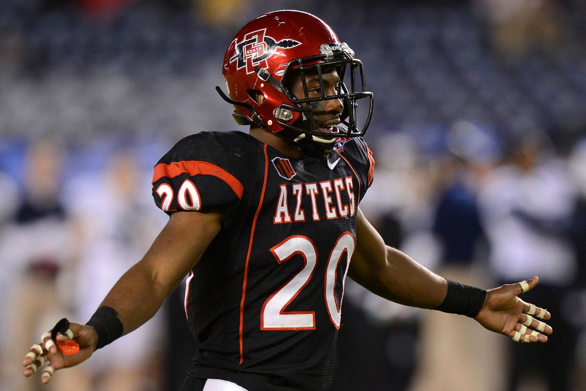 Former San Diego State safety Net Berhe plays his first NFL