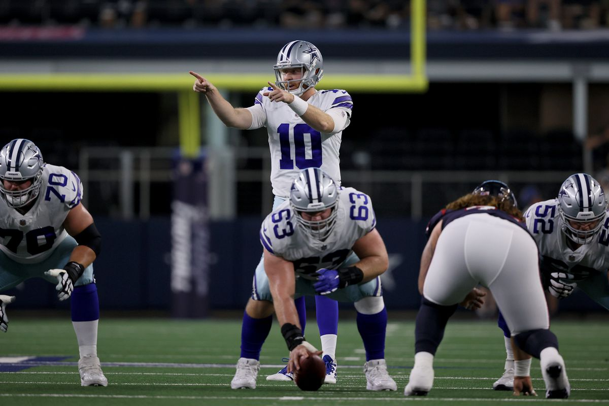 What we learned about the Dallas Cowboys after preseason game 20 ...