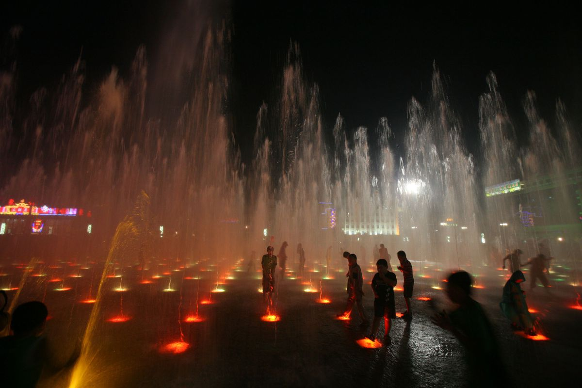 China's North City Hohhot Expected To Take On A New Look
