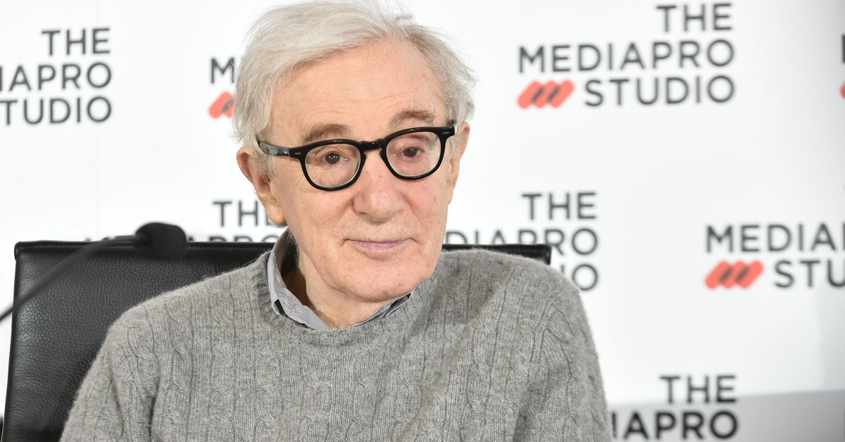 In his new memoir, Woody Allen maintains he really doesn't have a thing for young girls