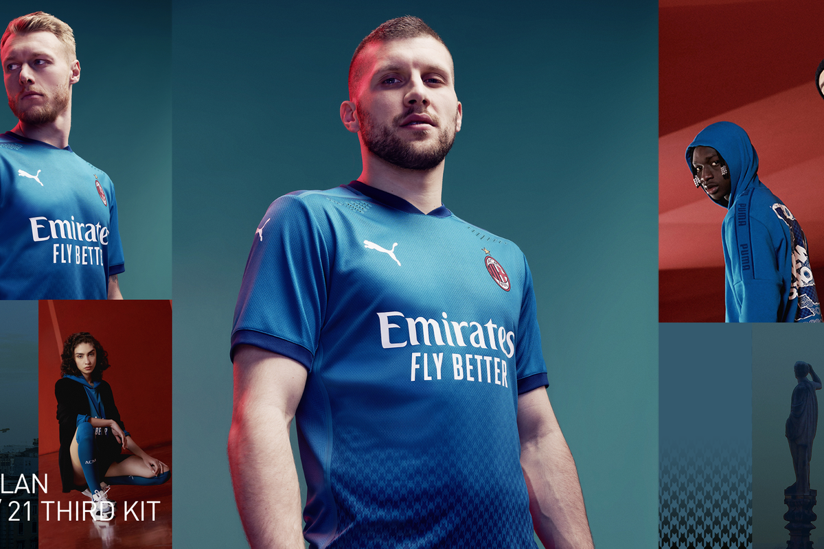 Ac Milan Launch The Third Kit For 2020 21 Season The Ac Milan Offside