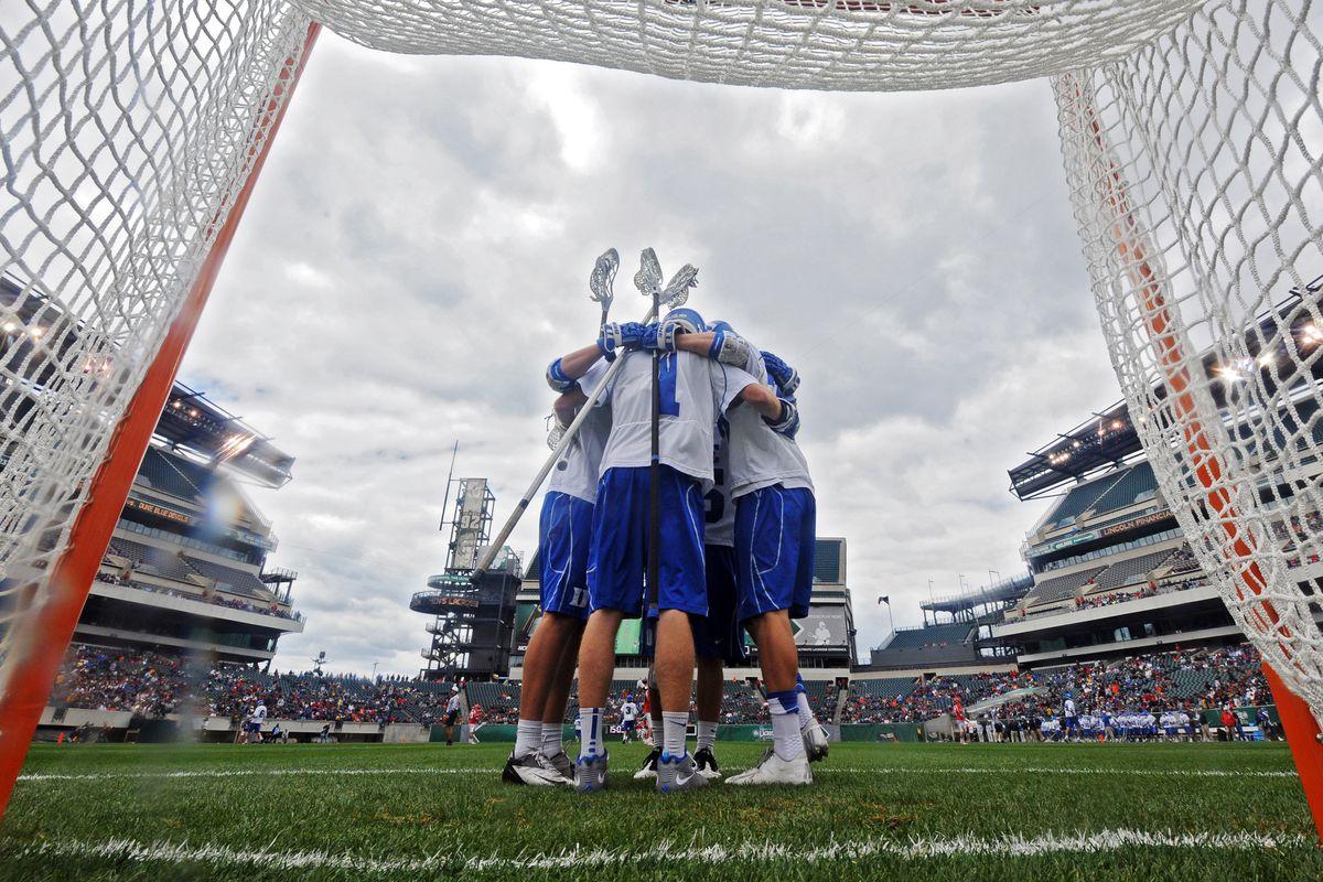 2013 NCAA Division I Men's Lacrosse Championships - Semifinals - Duke v Cornell