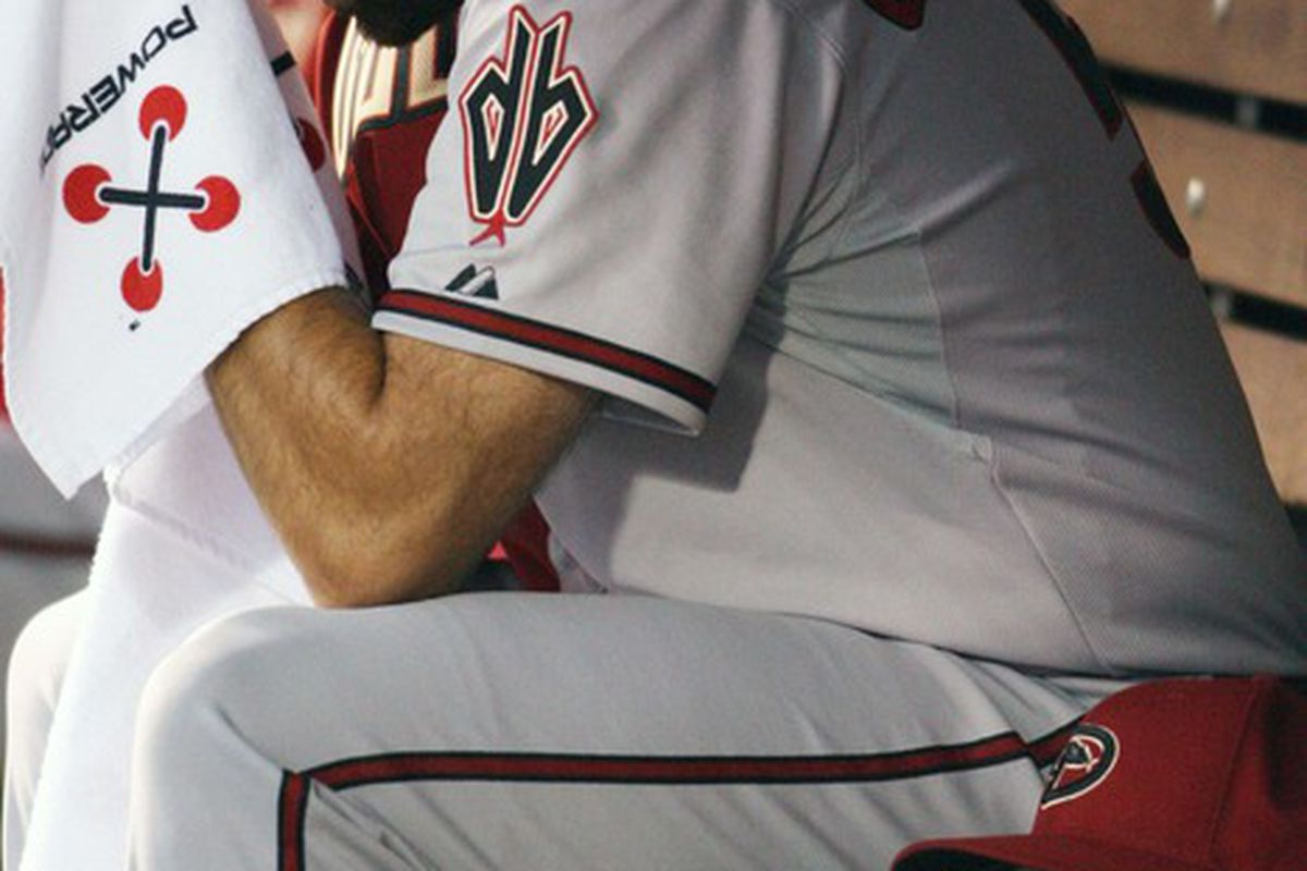 So, Josh Collmenter might be moving to the bullpen. I'm sure we'll see more news about that soon.