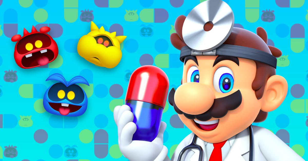 Dr. Mario World is shutting down in November, Nintendo says - Polygon