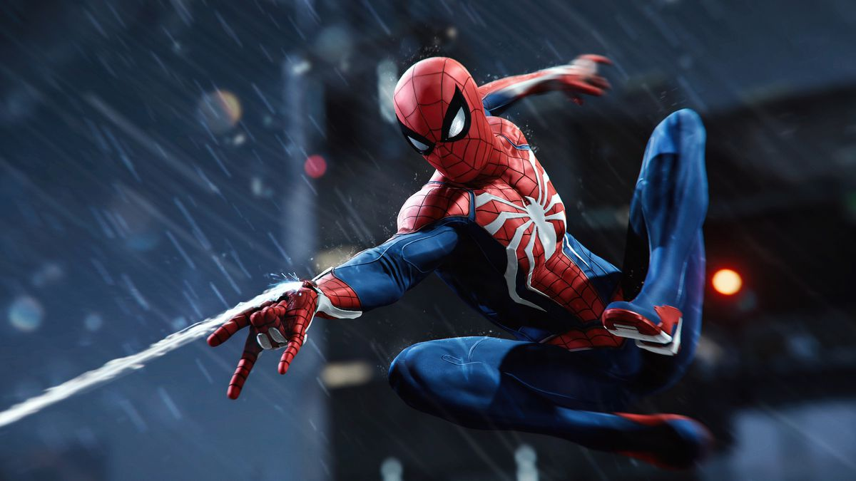 a brief history of spider-man games - polygon