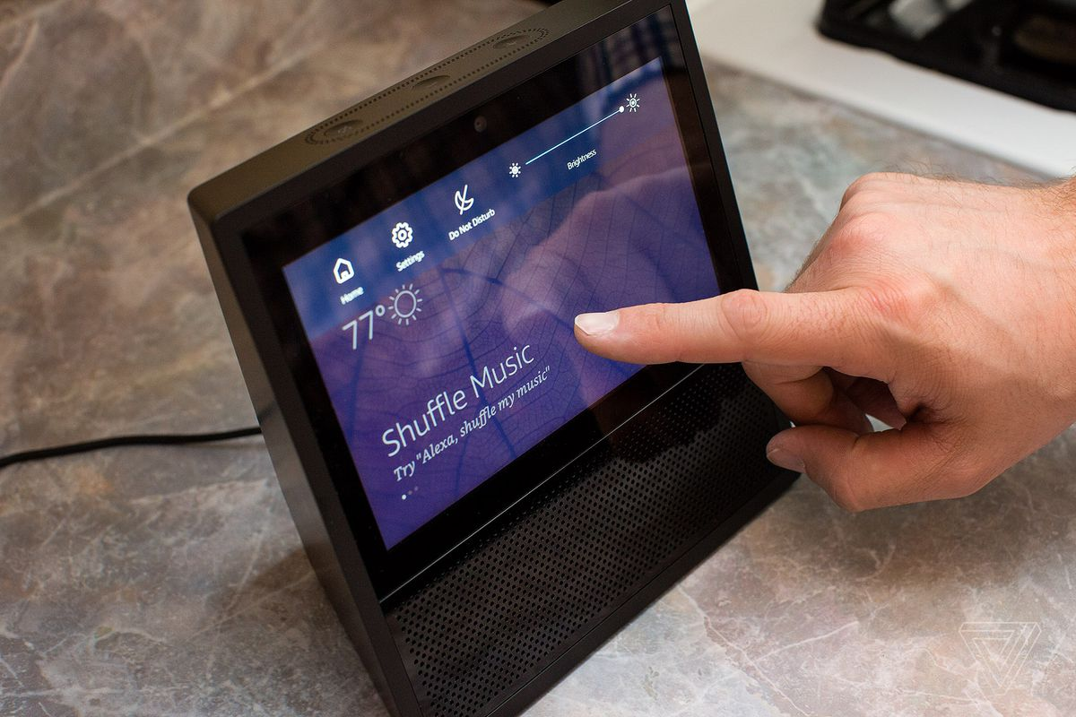Amazon Echo Show review: doing more by doing less - The Verge