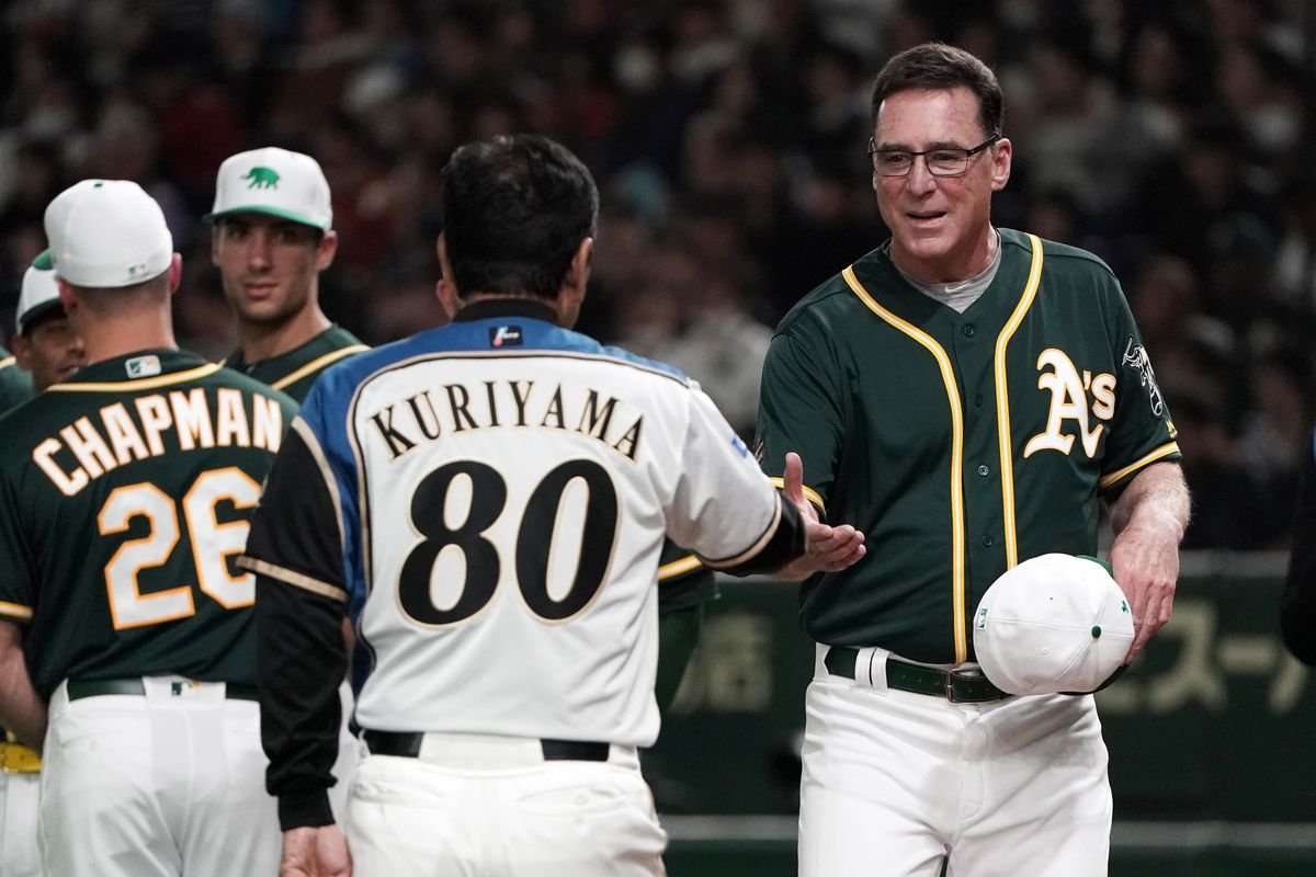 Spring Game #21: A's beat Fighters in Japan - Athletics Nation