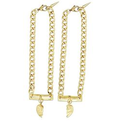 "<b>Fallon</b> BFF ID Necklace Set, <a href=""http://www.fallonjewelry.com/"">$150</a>"