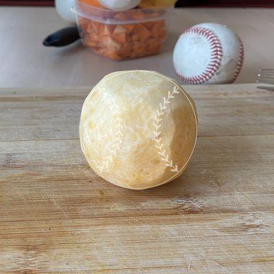 Rotabaga Cut - What vegetables are best for carving into baseballs? A Secret Base investigation