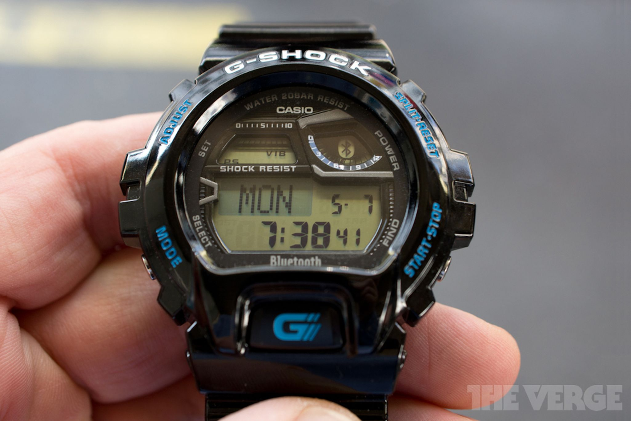 Casio G-Shock GB-6900 Bluetooth watch review  8d45fde8364