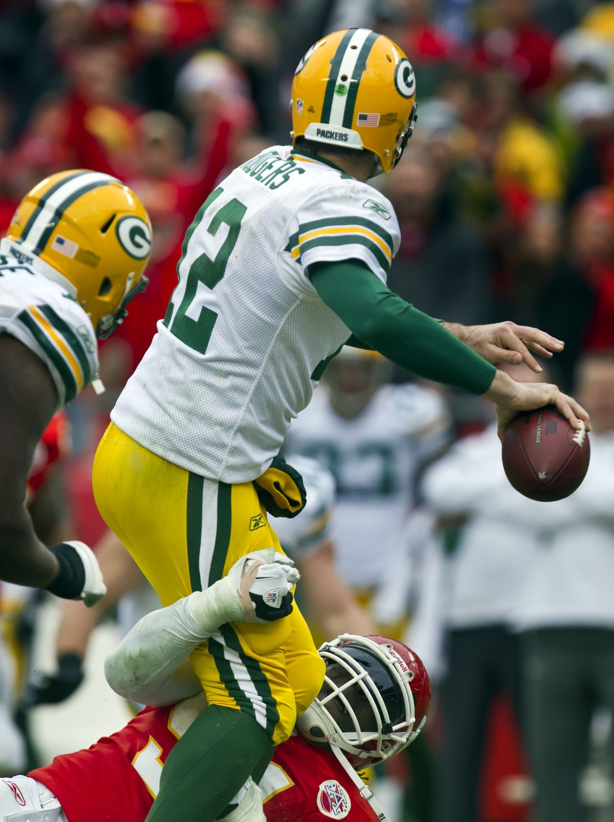 Packers at Chiefs