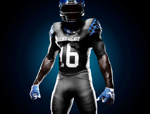 timeless design 5eb22 f1f25 The new Kentucky Wildcats logo looks like Chewbacca mated ...