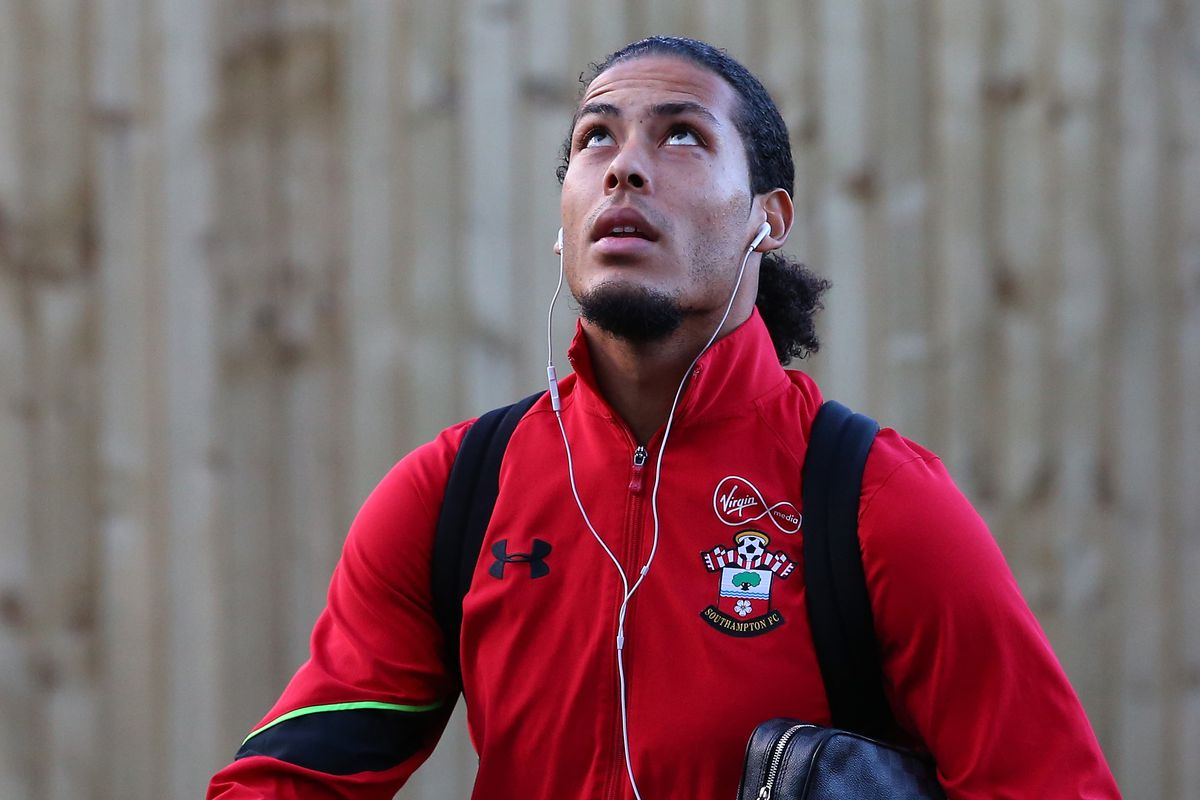 Liverpool backs off van Dijk after Southampton threats