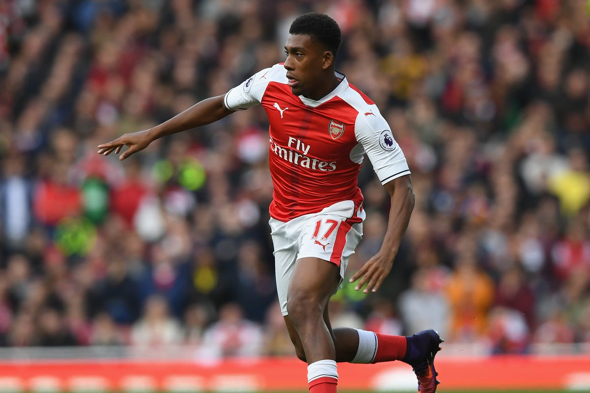 This promising Arsenal youngster is set to come up against one of Reading's promising youngster.