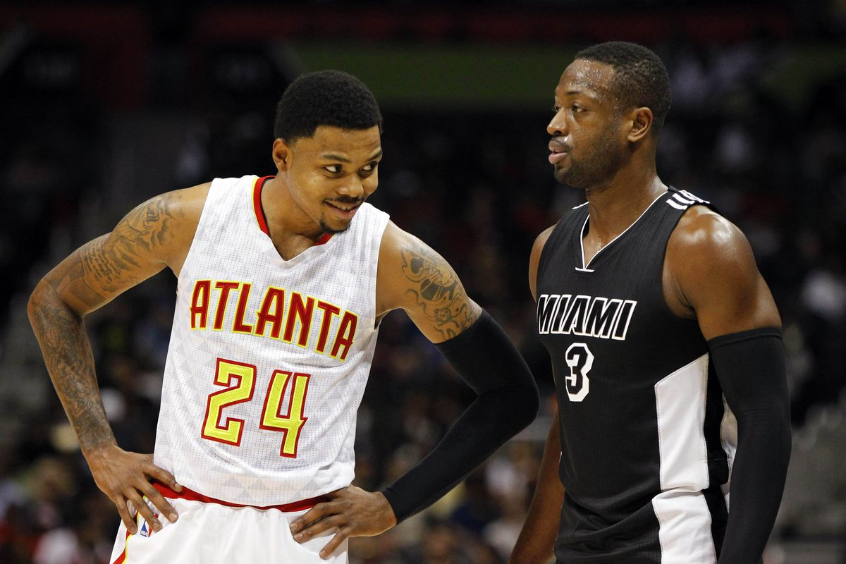 Dwyane Wade ruled out with knee ailment; Heat shorthanded ...