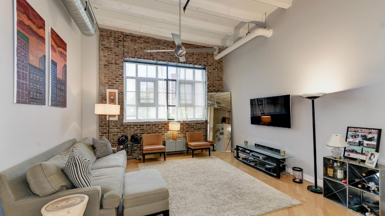 Warehouse Turned Condo In Adams Morgan Asks 615k Curbed Dc