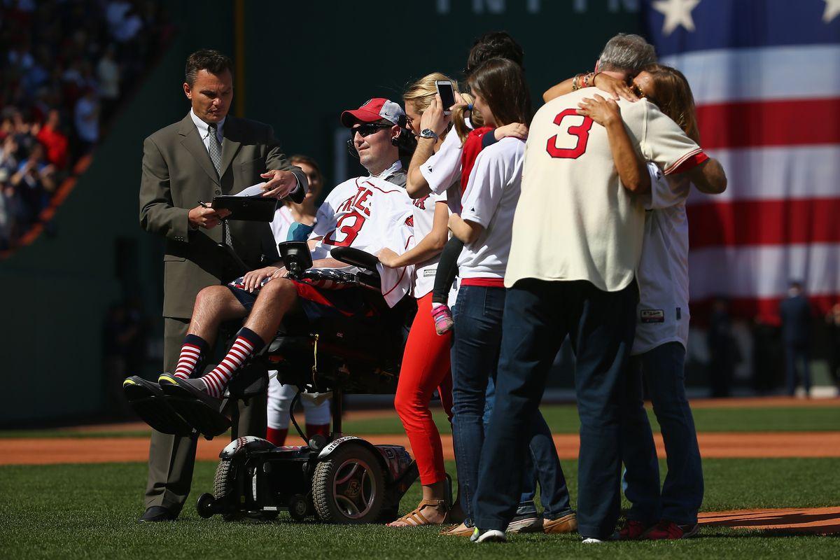 Washington Nationals v Boston Red Sox