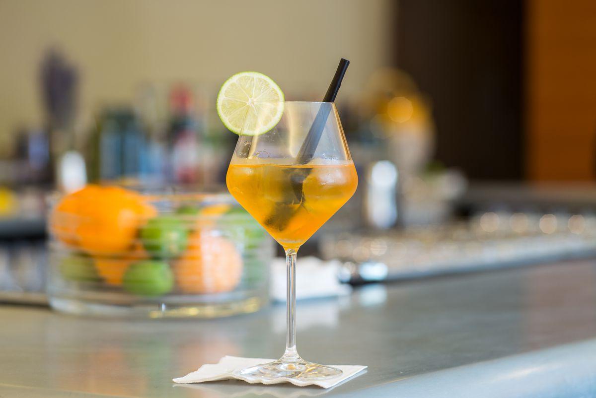 Boulud Sud's Classic Gin & Tonic