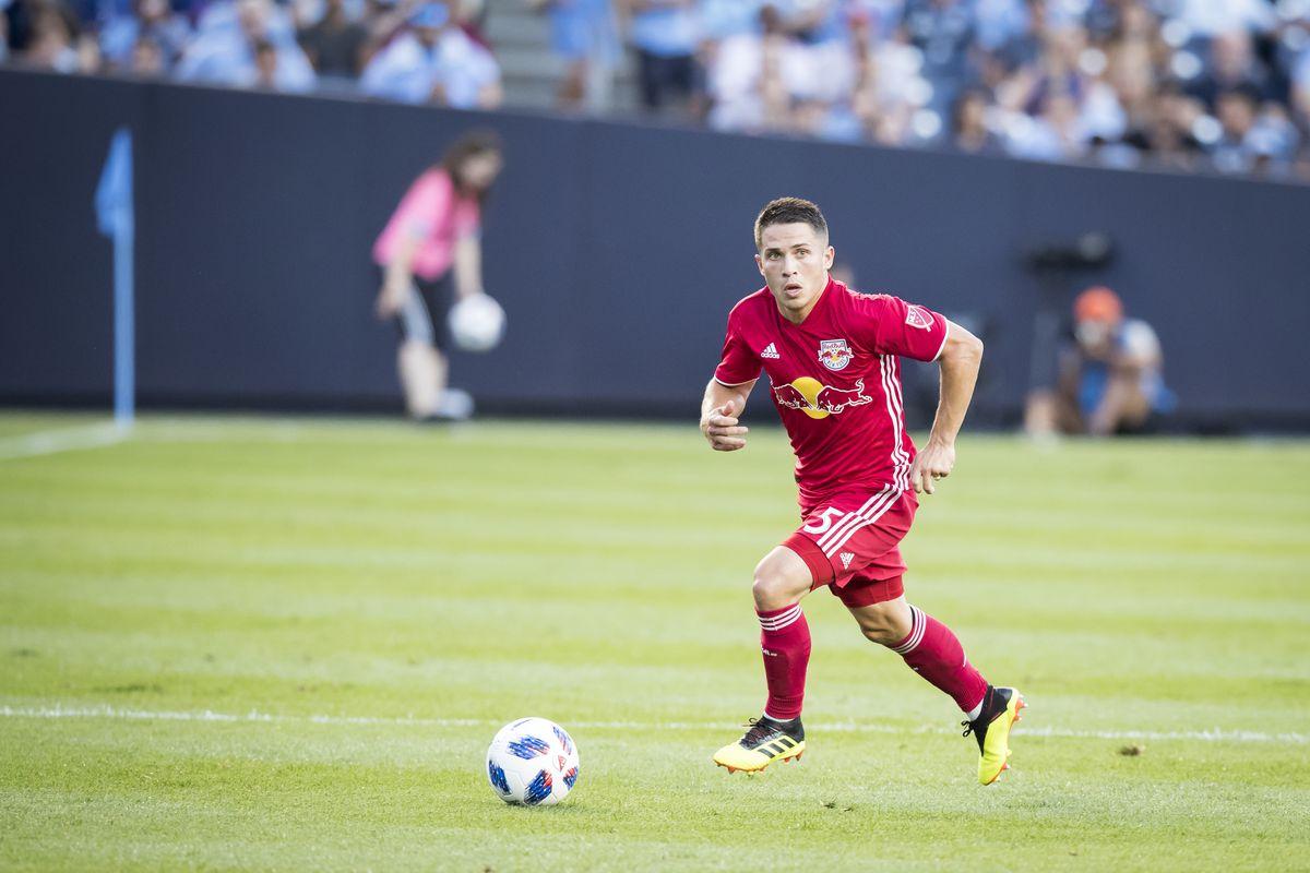 New York City FC v New York Red Bulls - MLS