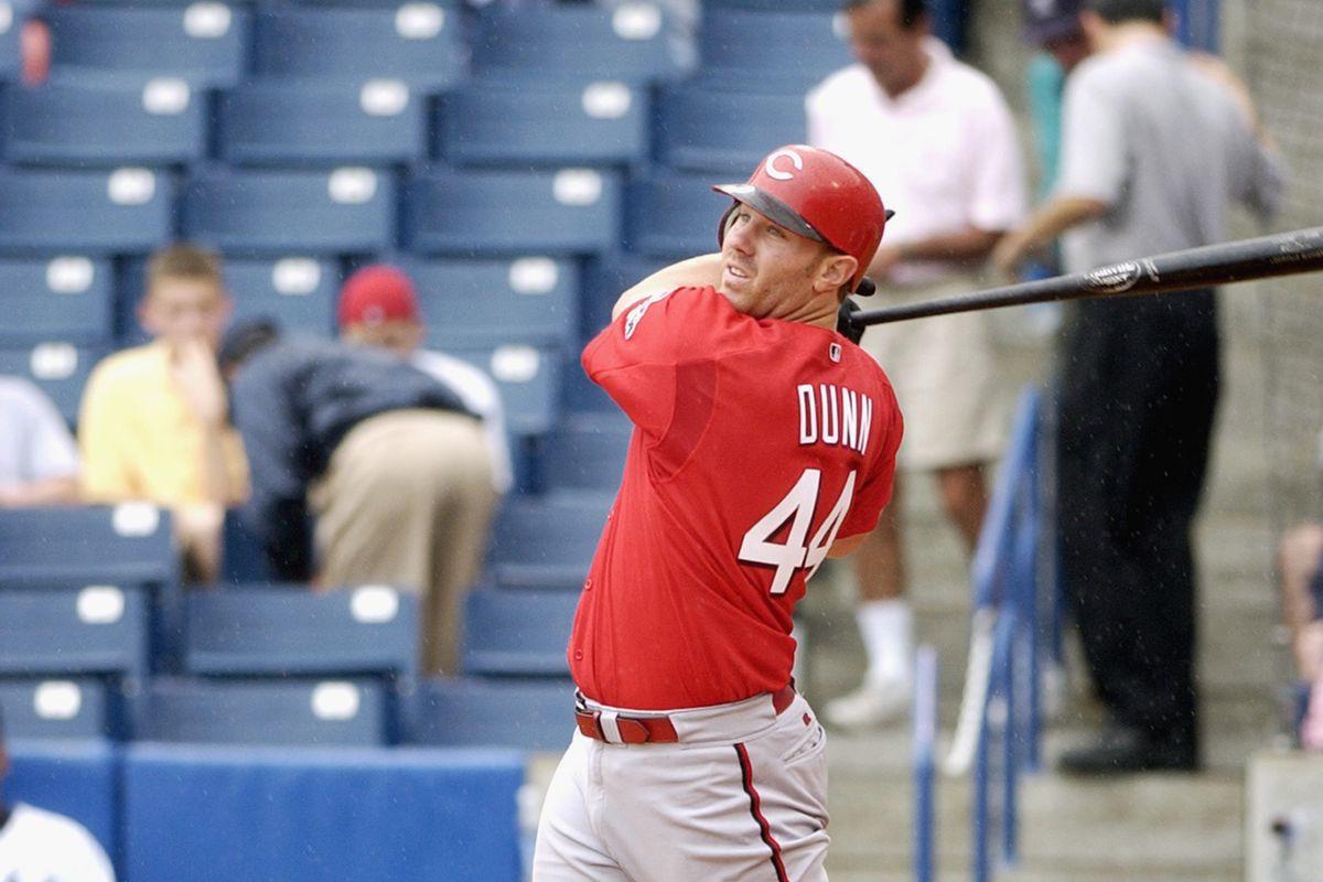 Adam Dunn, 2003