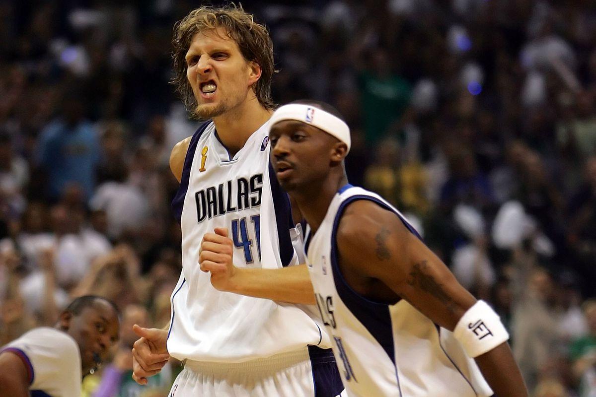 NBA Finals Game 6:  Miami Heat v Dallas Mavericks