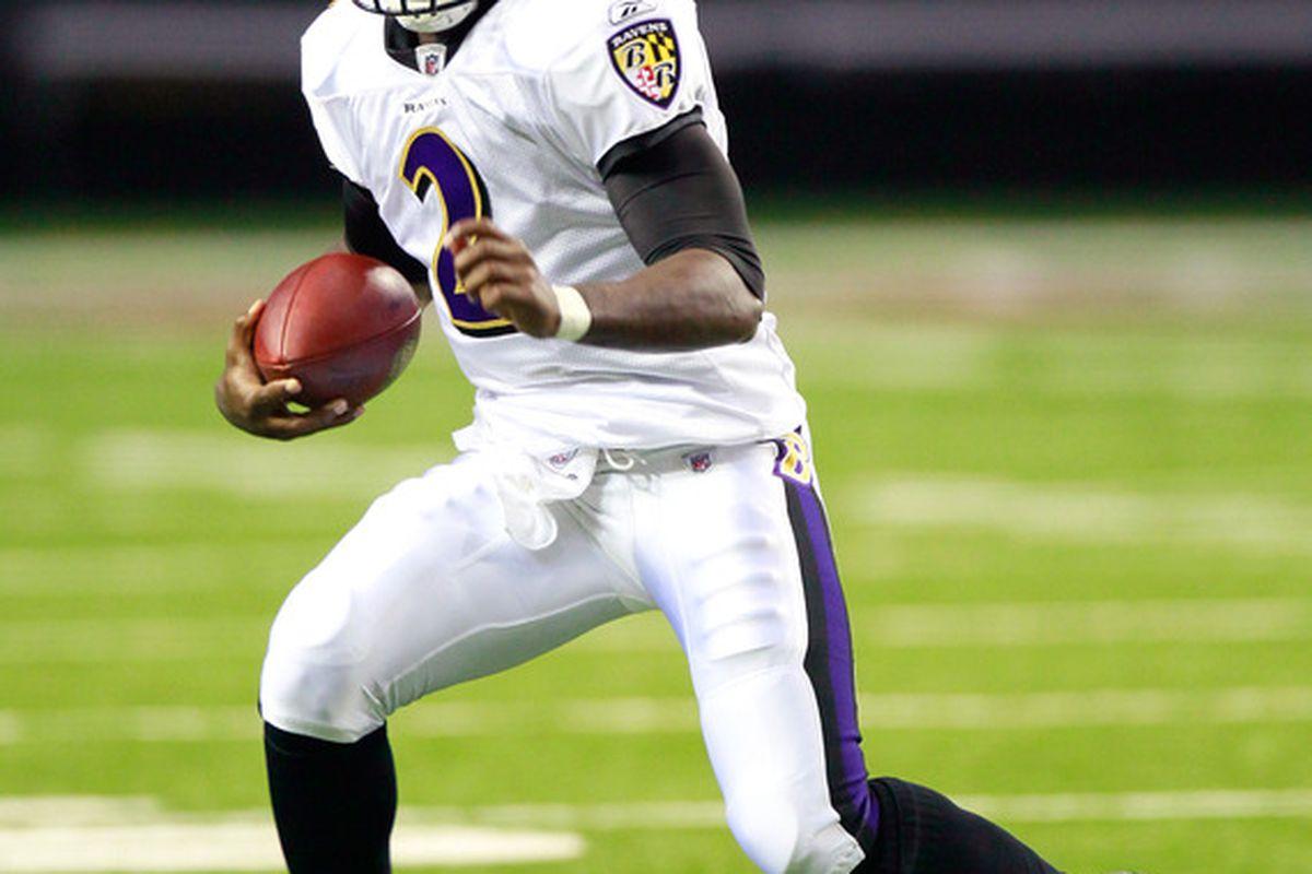 los angeles c8099 ff58b Is Tyrod Taylor NFL Ready? - Baltimore Beatdown