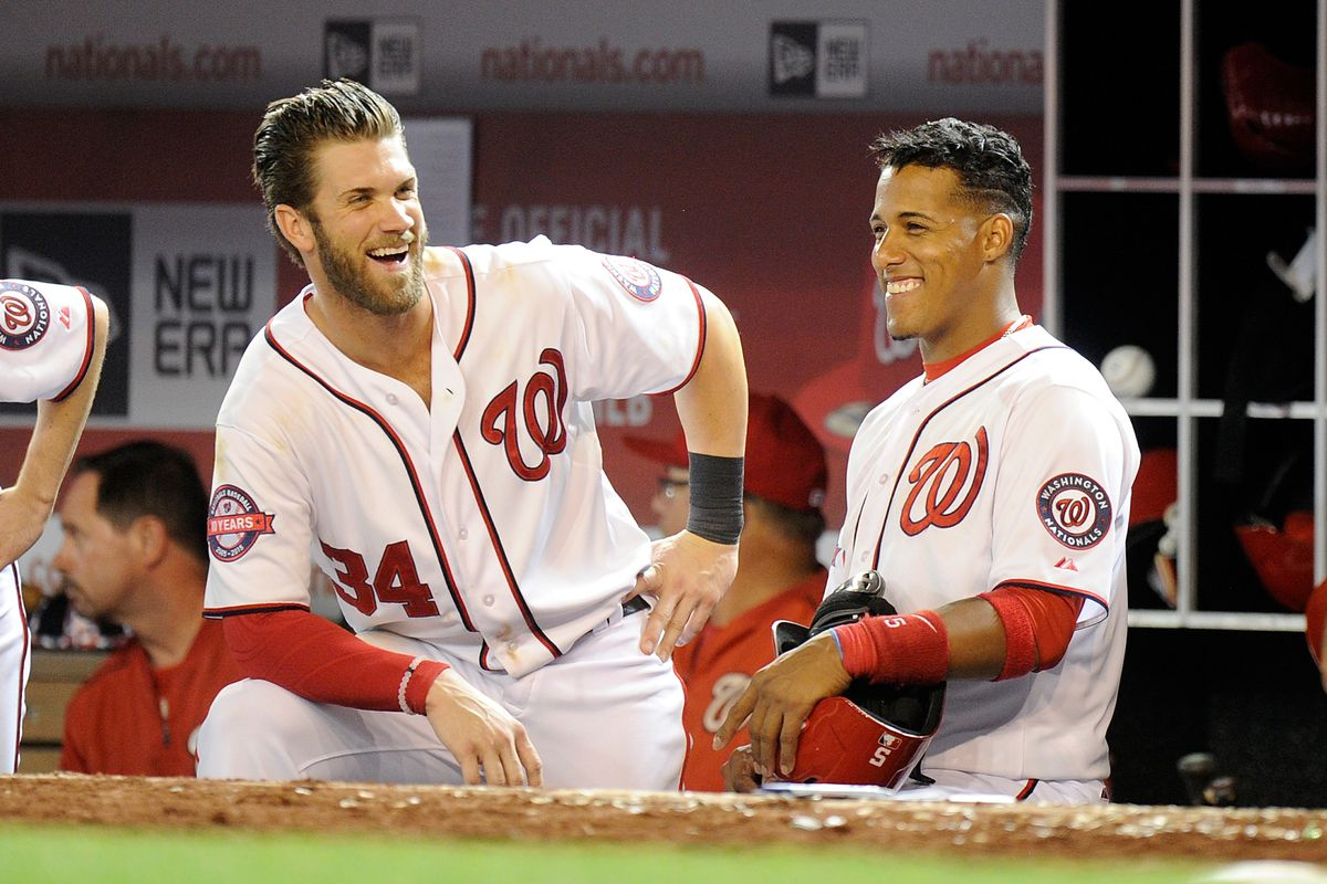 Yeah, Bryce. We laughed at Don Mattingly's wimpy style of management, too.