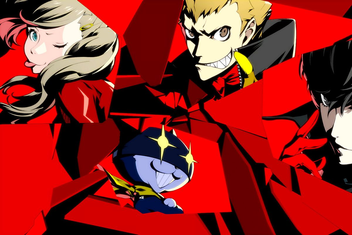 Persona 5 Royal Hands On The Ps4 Rerelease Feels Like A New Game