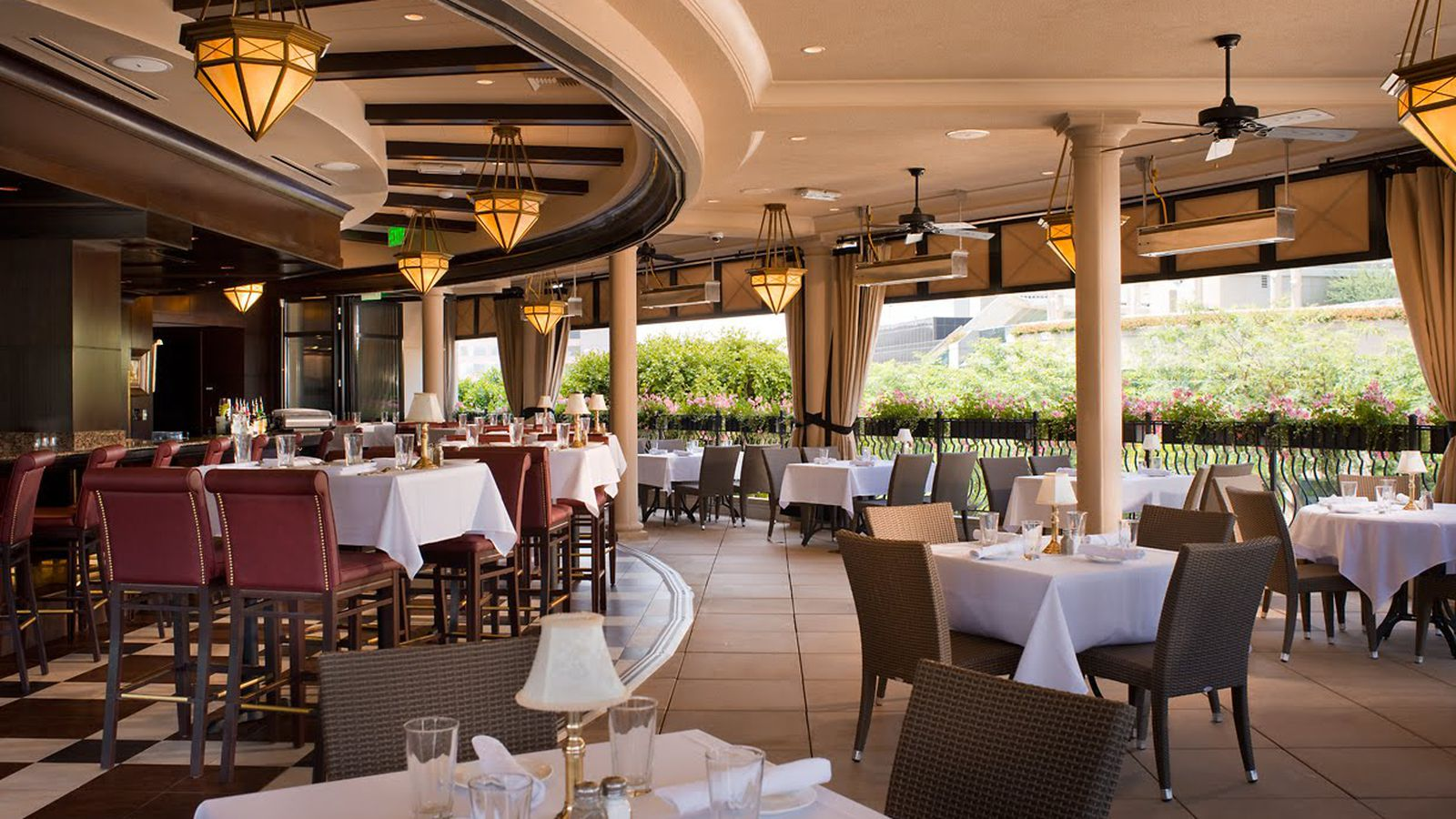 The Massive Capital Grille At The Beverly Center Turned