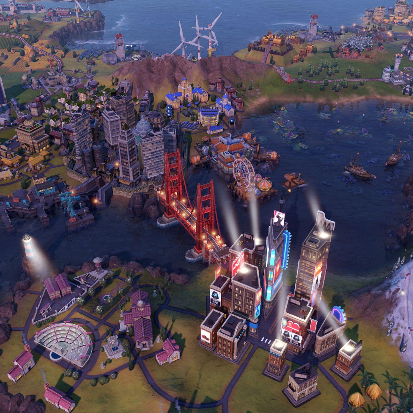 Civilization 6 expansion Gathering Storm will address