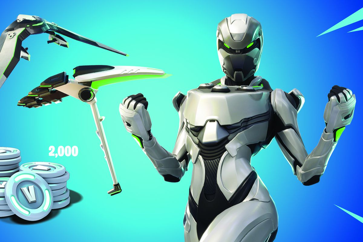 Xbox One S Fortnite Bundle Coming Soon With V Bucks And A Skin Polygon
