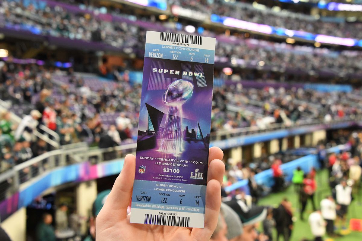 c31db52b45e Super Bowl tickets and prices  How do fans get see Patriots vs. Rams ...