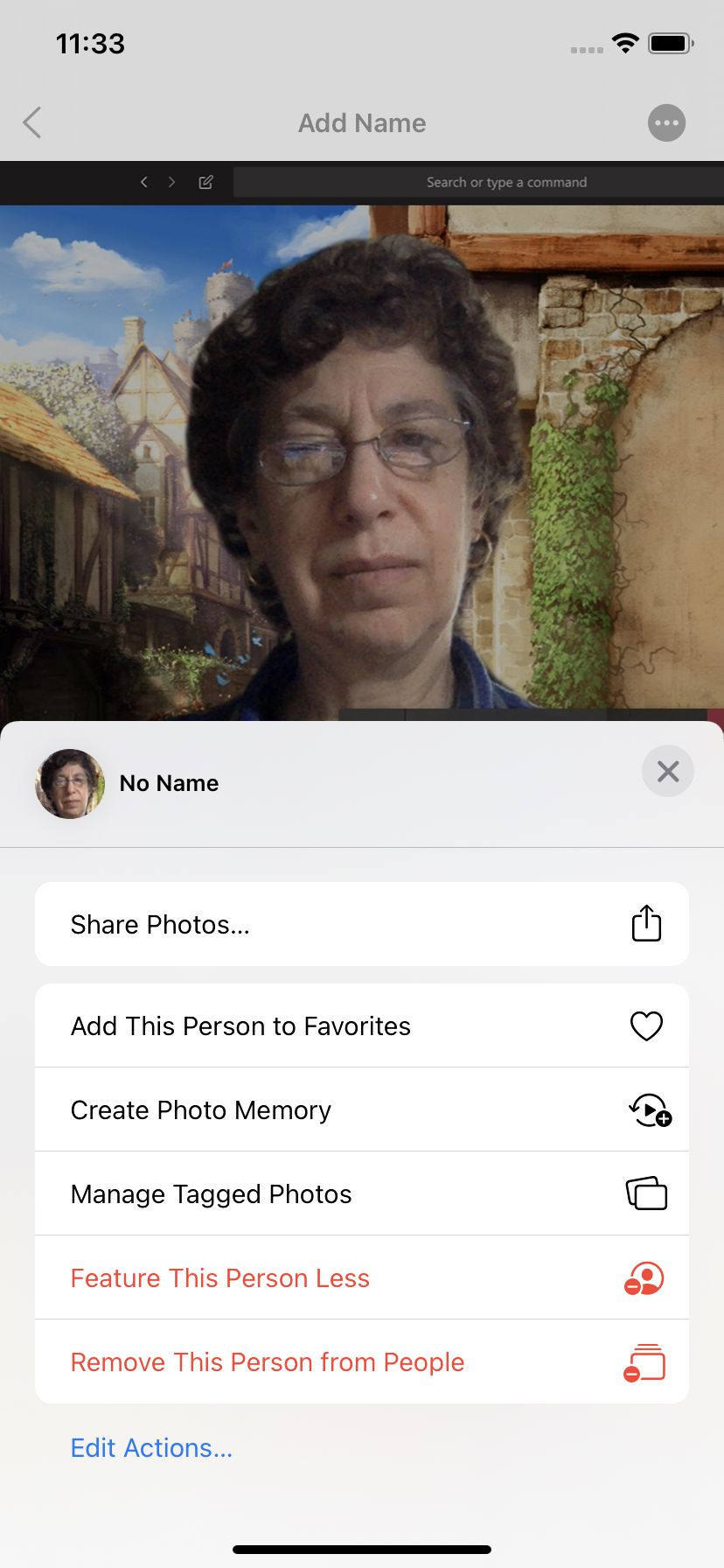 iOS 15 will offer more say over your Memories.