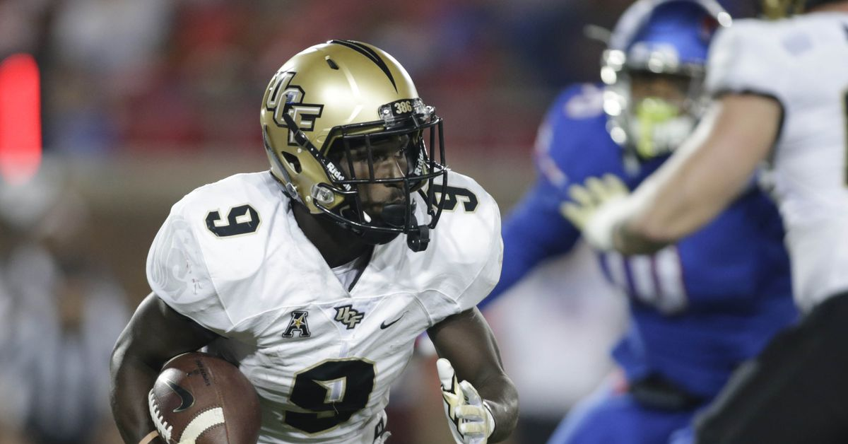 Auburn hasn?t faced UCF speed in the SEC, says UCF RB