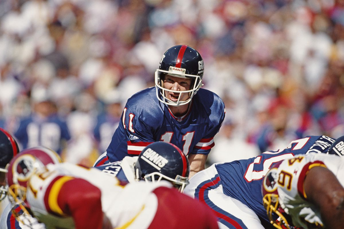 Washington Redskinss vs New York Giants