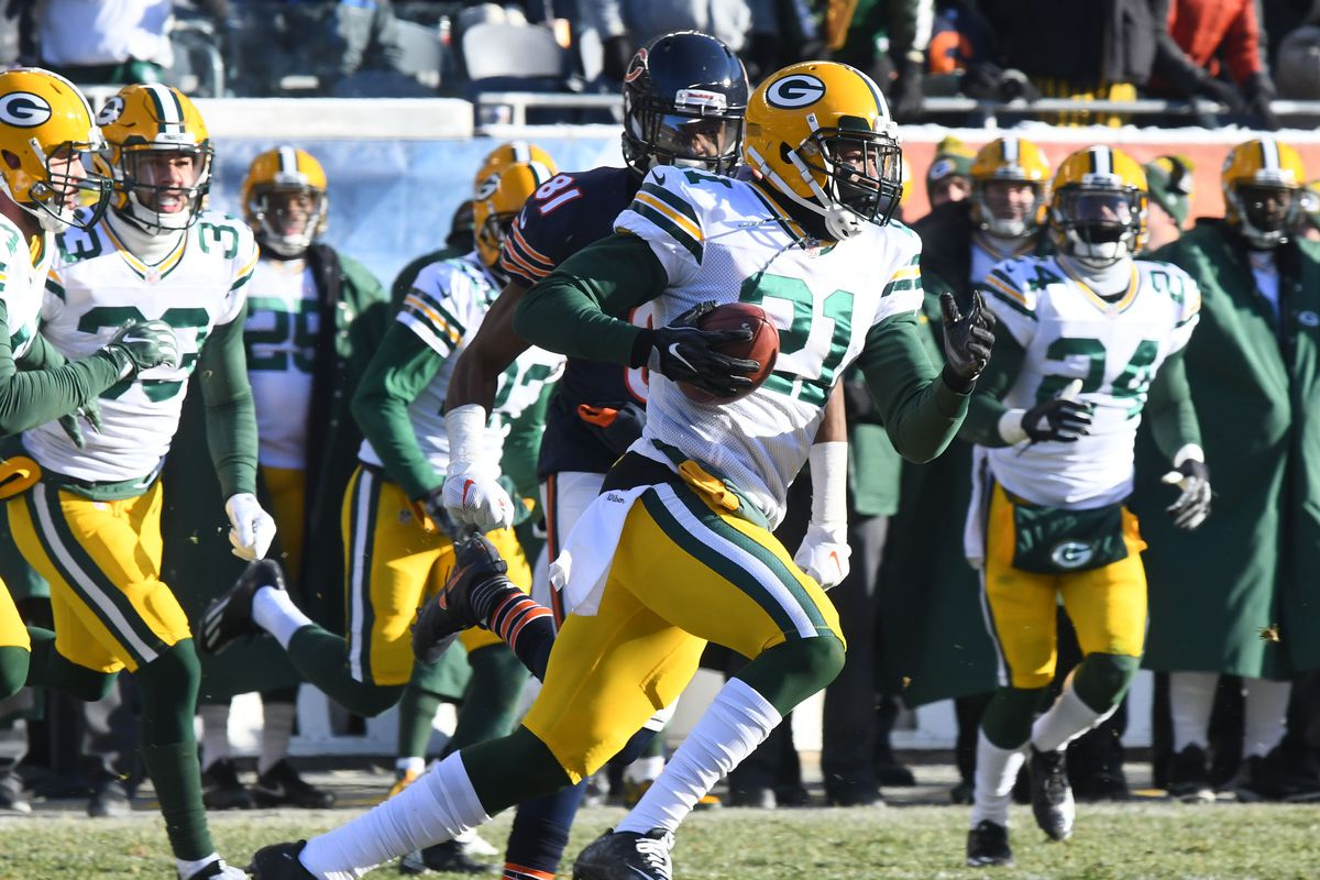 Packers safety Ha Ha Clinton Dix earns NFC Defensive Player of the