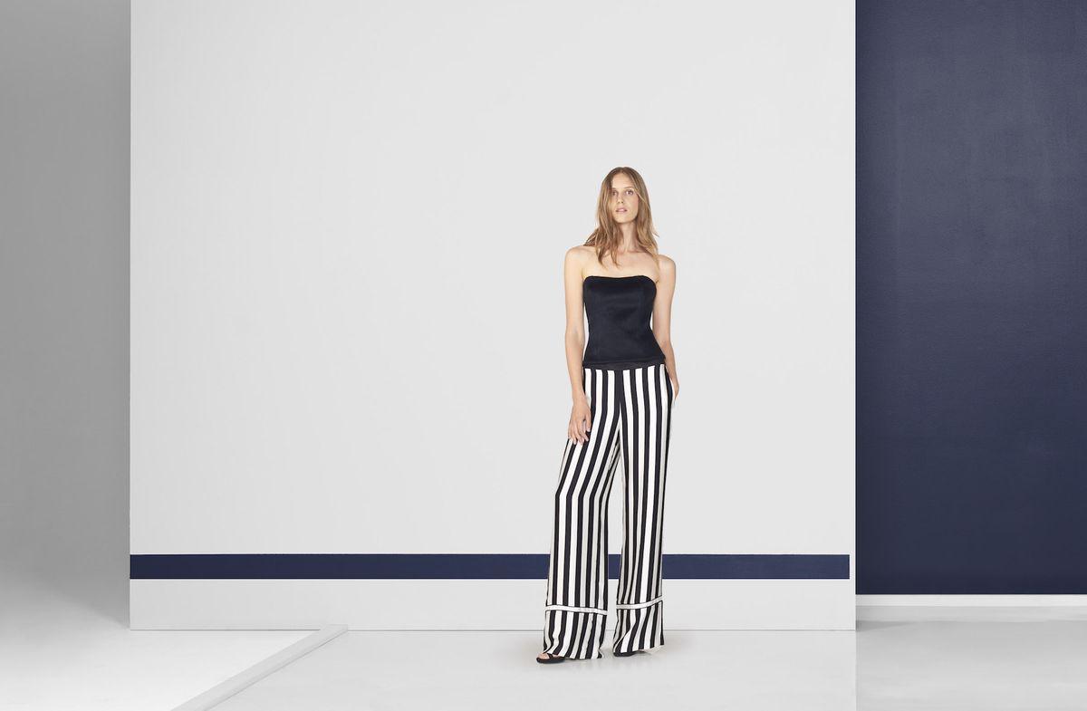 The La Ligne fall 2016 collection