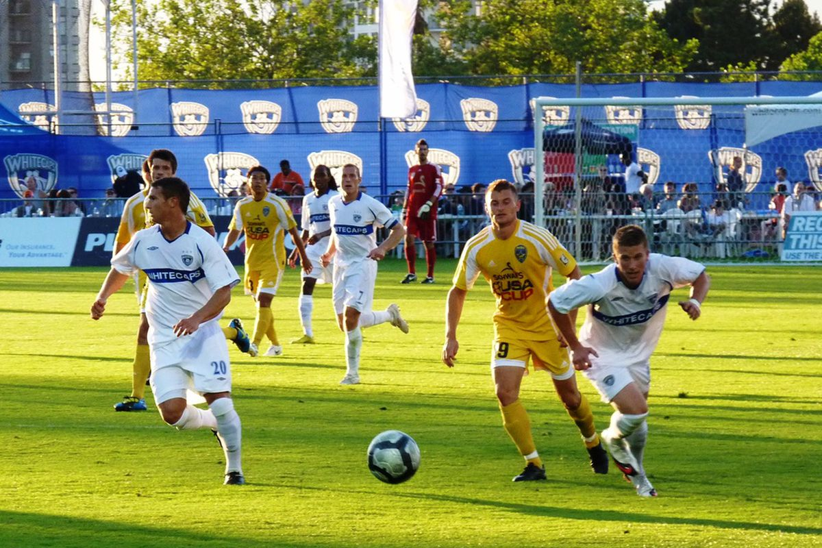 Long-time Vancouver Whitecaps fans will remember seeing the Minnesota Stars at Swangard Stadium, but they need more than just memory. (Matt Boulton, via Flickr)