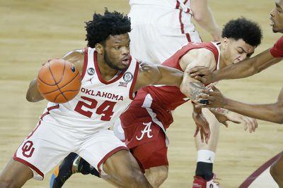 NCAA Basketball: Alabama at Oklahoma
