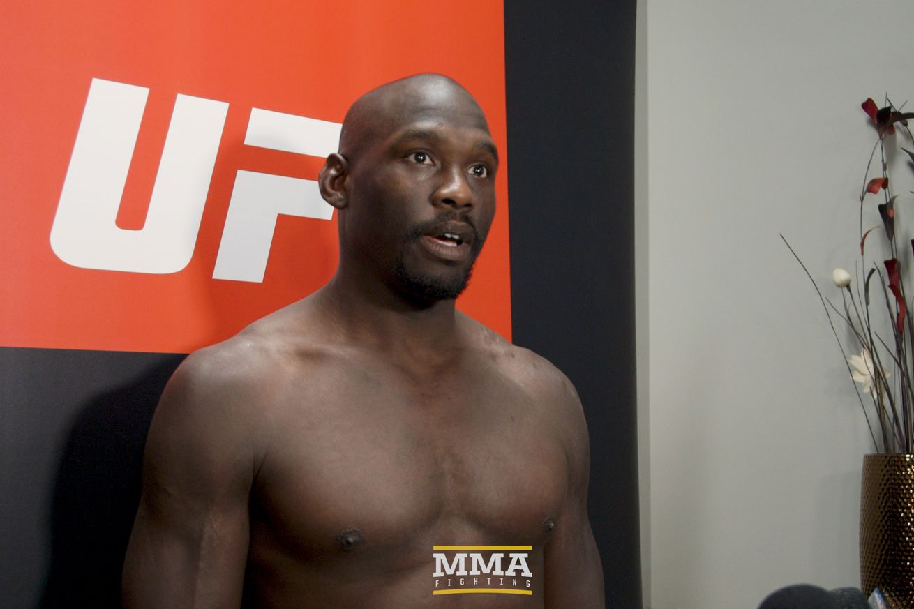 community news, Jared Cannonier considers loss to Glover Teixeira a 'victory