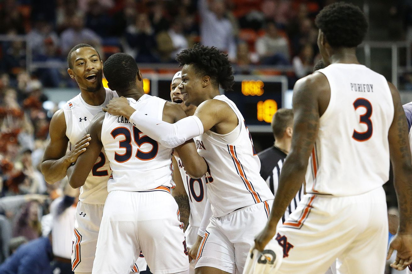 NCAA Basketball: South Carolina at Auburn