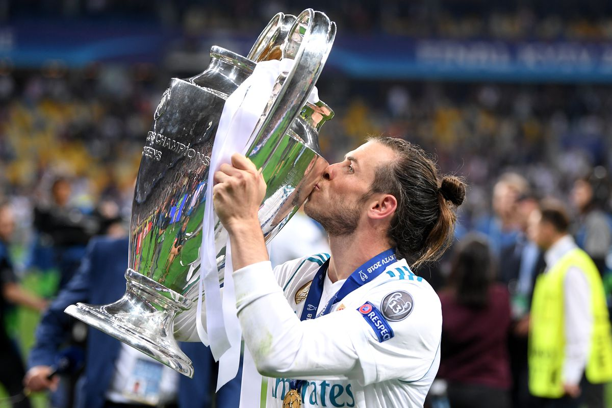 newest f3371 f9997 Gareth Bale hinted that he's leaving Real Madrid, sending ...