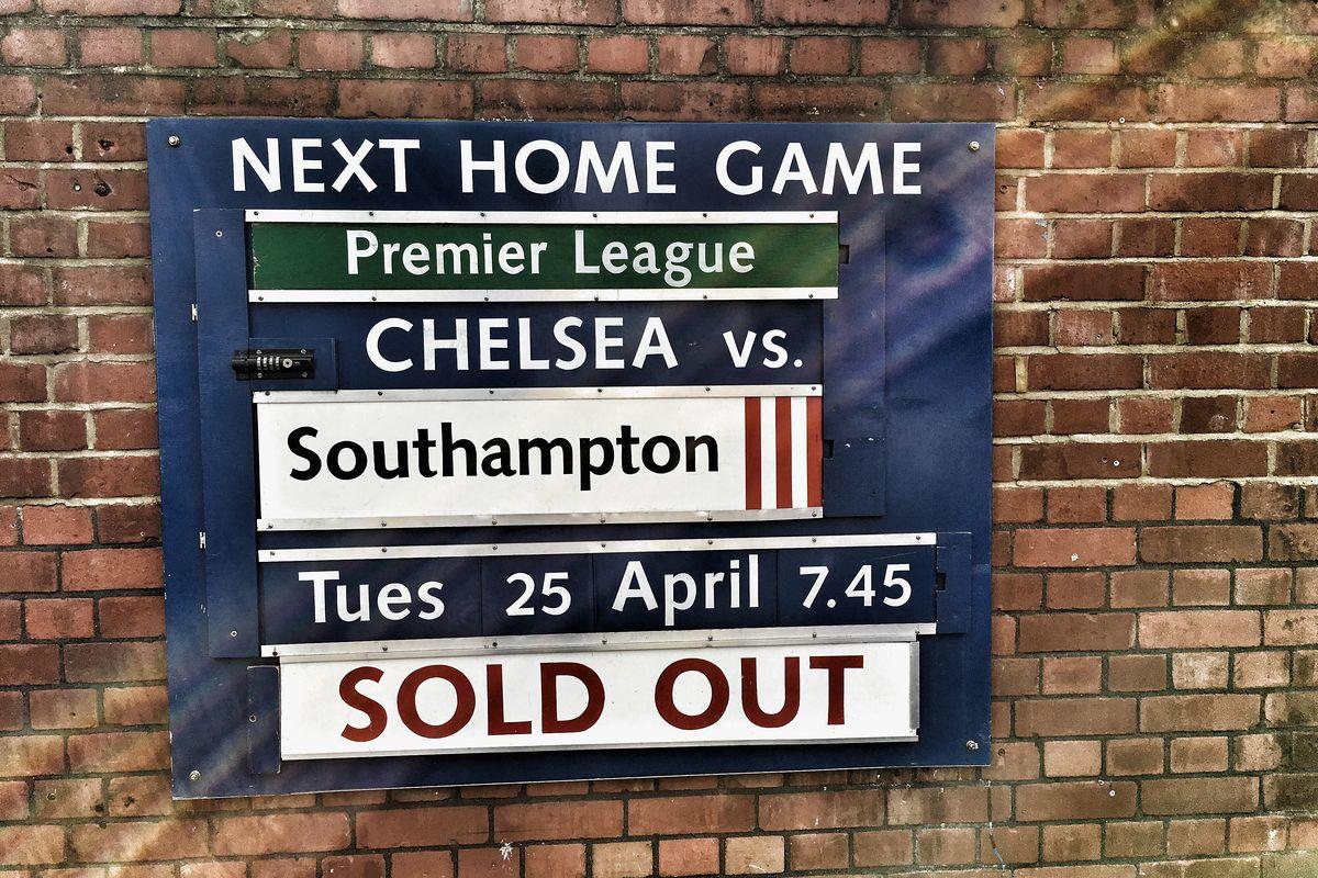 chelsea vs southampton - photo #30