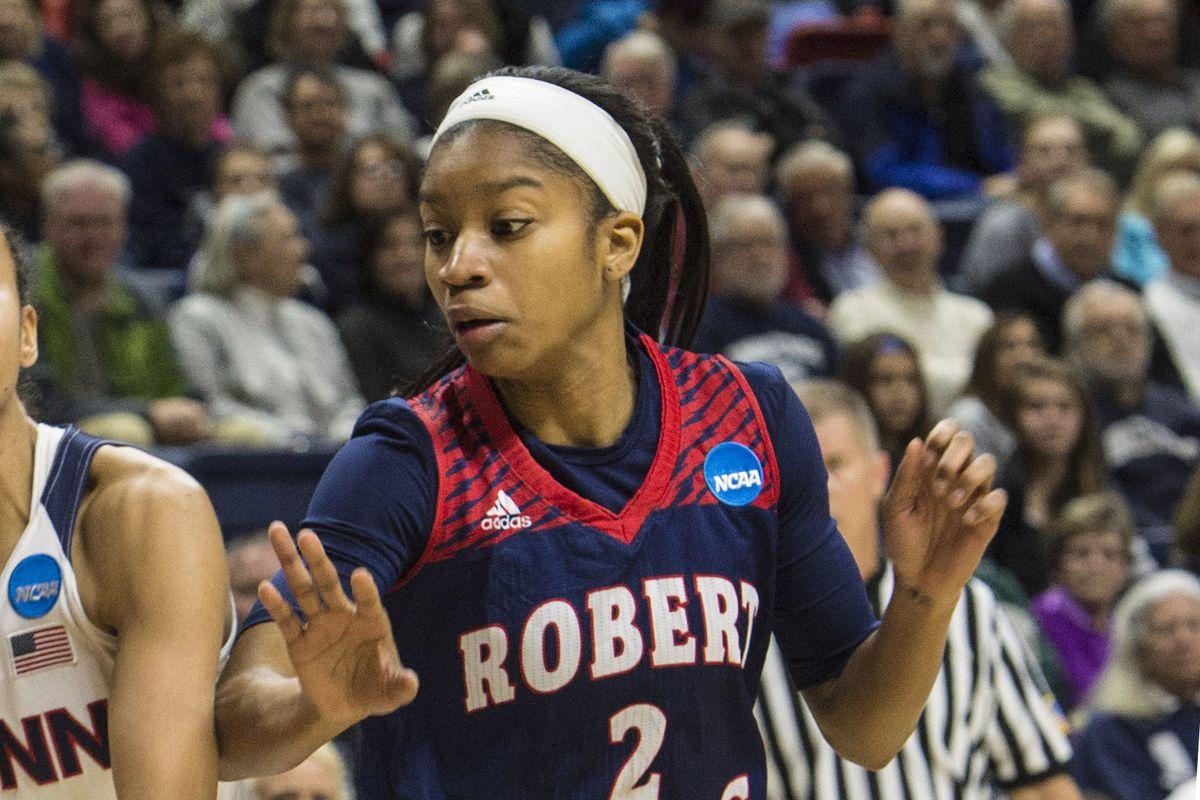 NCAA Womens Basketball: NCAA Tournament-First Round-Robert Morris vs Connecticut