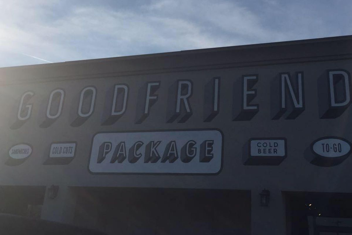 Goodfriend Package finally makes its debut.