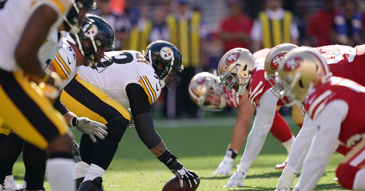 What is going on with the 2019 Pittsburgh Steelers' offensive line?