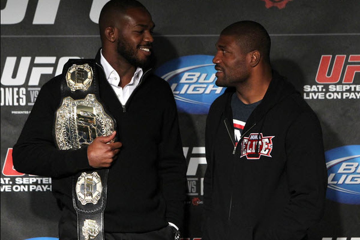 Jones and Rampage