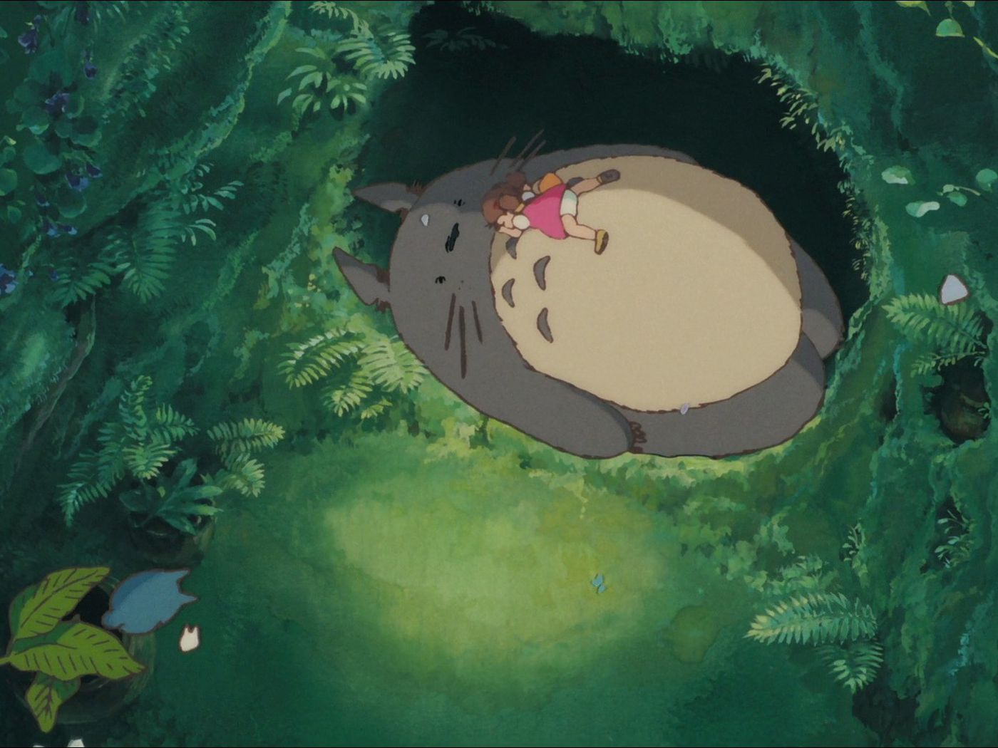 How Studio Ghibli S Best Films Help Me Cope With The World Polygon