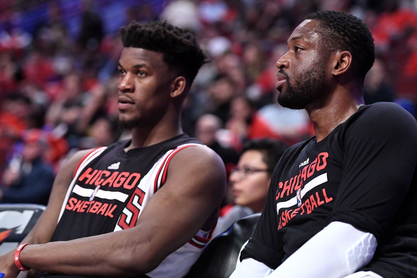 The State of the Bulls roster in 2017 Blog a Bull