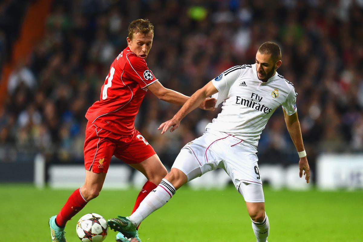 Real Madrid CF v Liverpool FC - UEFA Champions League